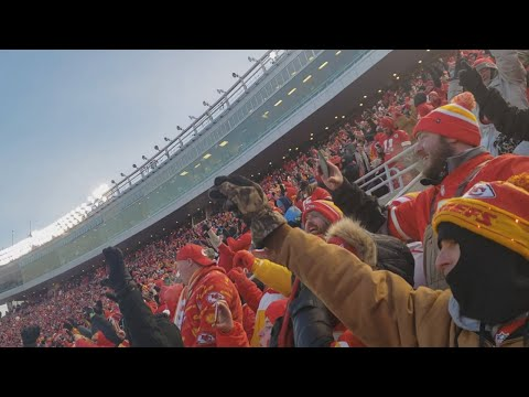 Sourcing In Kansas City & The AFC Championship Game! Hova Flips!