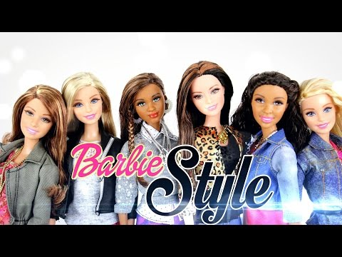 Doll Review: Barbie Style