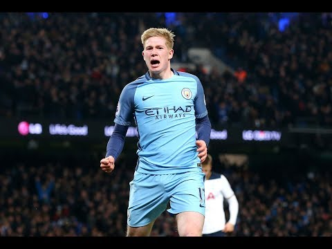 Kevin De Bruyne ● All Goals and Assists 16/17