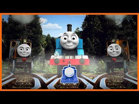 Roll Along Original - 'Misty Island Rescue' Music Video Remix - Thomas & Friends