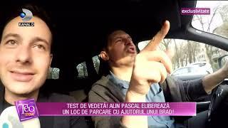 Teo Show (12.01.2018) - Alin Pascal, la &quotTest de vedeta&quot!