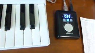MidiTech PianoBox Mini