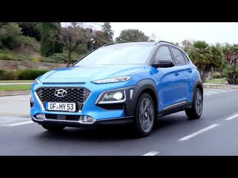 Hyundai Kona Hybrid - Official Video