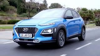Hyundai Kona Hybrid - Official Video