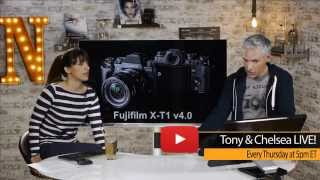 Tony & Chelsea LIVE: Landscape Reviews, Canon, Fuji & Olympus News