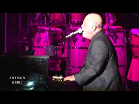 BILLY JOEL PARAMOUNT IN INTIMATE HOMETOWN CHARITY SURPRISE, HOTTEST TICKET IN NEW YORK
