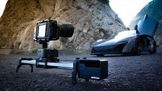 Edelkrone Motorized Camera Slİder is This THE BEST SLIDER?