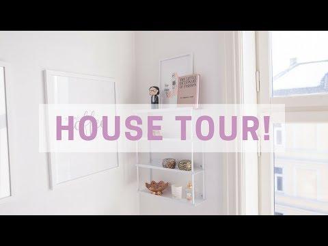 APARTMENT / HOUSE TOUR - BLI MED INN I MIN LEILIGHET I KAJA-MARIE