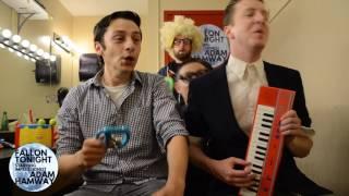 Fallon Tonight - SexyBack Justin Timberlake - Classroom Instruments   CLEAN