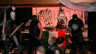 Pura Locura - Matando gueros live @Caserma in Rock 20.02.2015