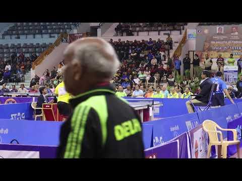 Nupur Santra vs Srivatsa Chakravarthy - Jaipur Veteran Nationals 40+ Team Events Finals