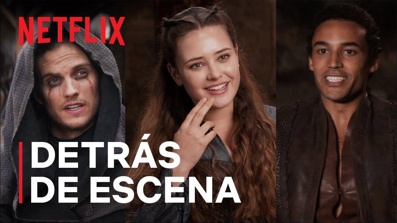 Detrás de cámaras de Maldita | Netflix