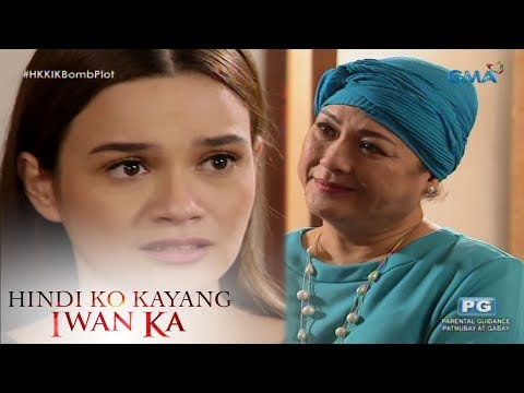 Hindi Ko Kayang Iwan Ka: Adel chooses Thea's side