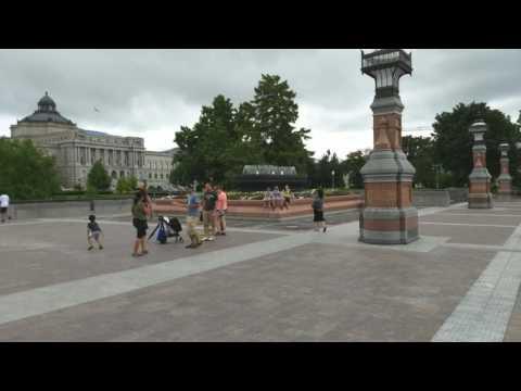 Visit to the United States Capitol - part 1 (Washington DC, USA)
