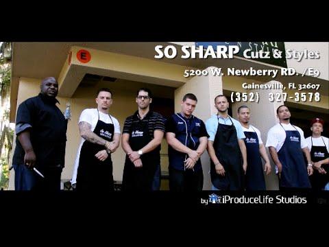 So Sharp Cutz & Styles - Barber Shop Gainesville, Florida