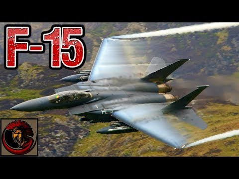 F-15 Eagle Jet Fighter | AMERICAN AIR SUPERIORITY