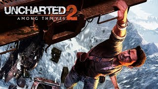 Uncharted 2: Among Thieves Relaunch Trailer