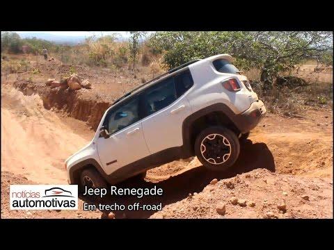 Jeep Renegade Off Road >> Jeep Renegade Em Demonstracao Off Road Noticiasautomotivas Com Br