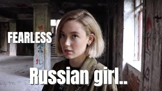 Бесстрашные Русские Девушки..