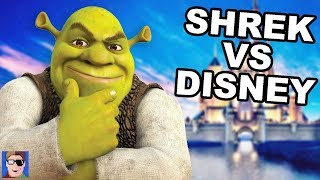 Shrek Vs Disney