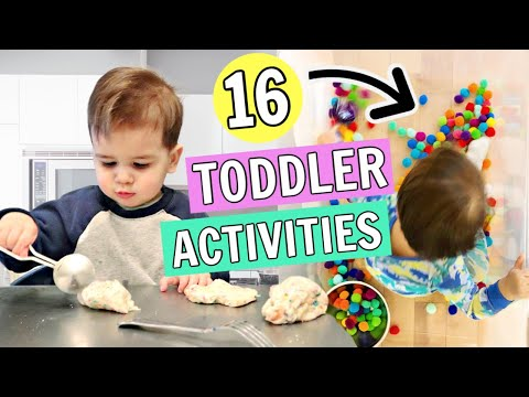Fun Learning Activities for children That You Can Do in your own home