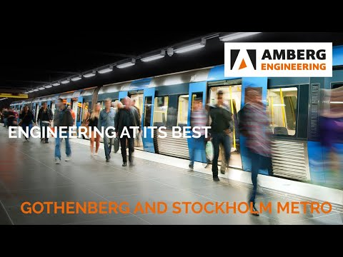 METRO PROJECTS IN SWEDEN - GOTHENBERG AND STOCKHOLM