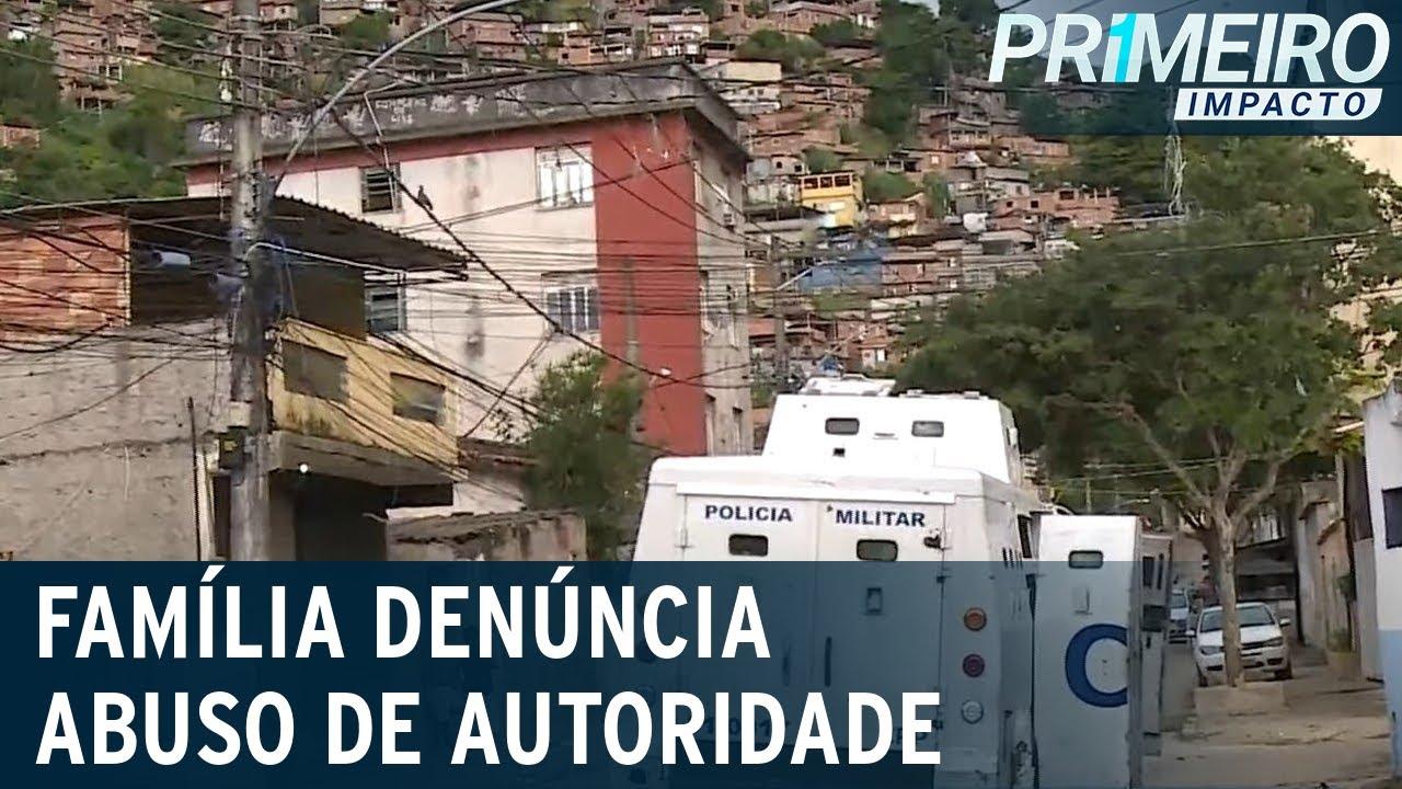 Download Família de adolescente denuncia abuso durante abordagem no RJ   Primeiro Impacto (17/06/21)