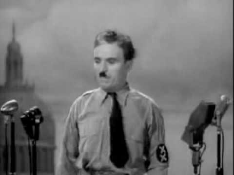Charlie Chaplin Speaks