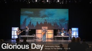 Redemption Music: Glorious Day (Always At The Ready)