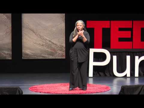 Two radical ideas about listening | Lalita Amos | TEDxPurdueU