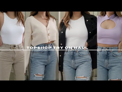 Huge Topshop Try On Haul + Petite Jeans | DENYSE FUERTE