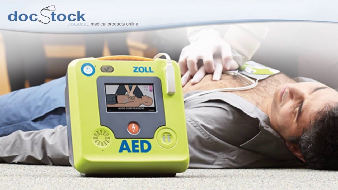 ZOLL AED 3 Video