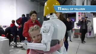 Robotite Linn, T1 Mall, ainult 20. jaanuarini. Tallinn