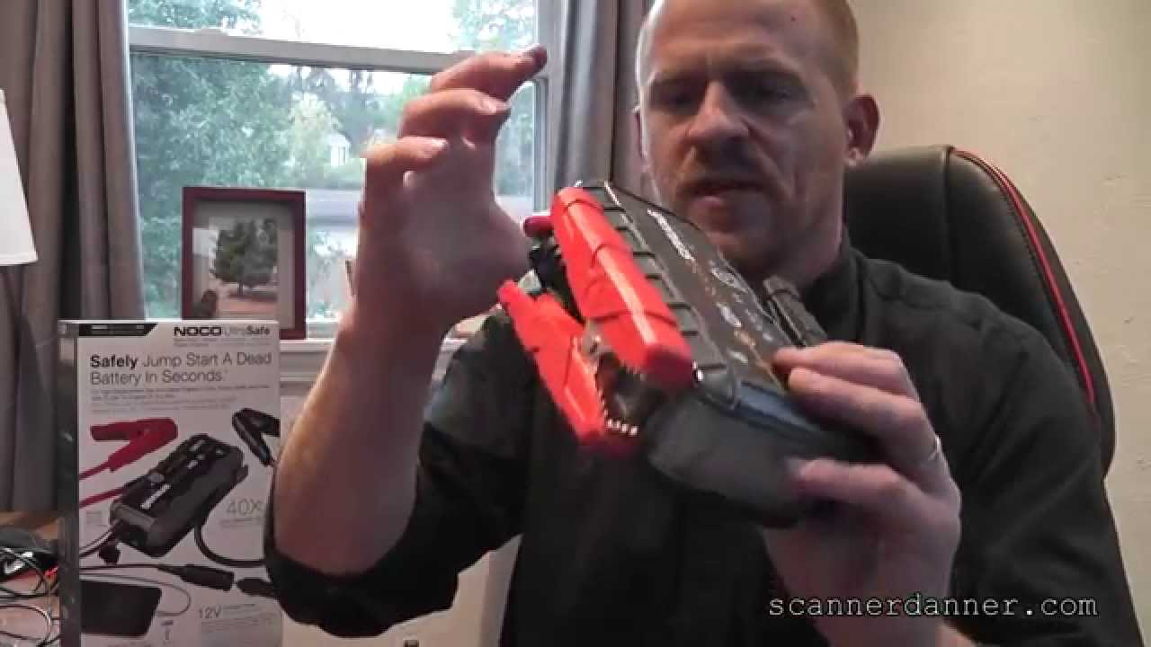 Noco Genius Boost >> NOCO GB70 BOOST HD Jump Starter Product Review Part 1 - YouTube