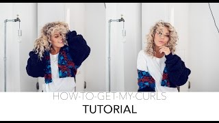 Curls Tutorial