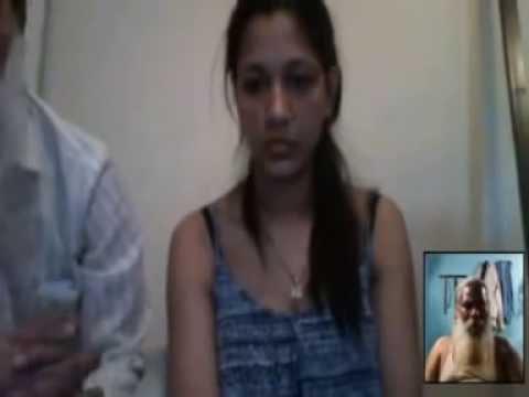 Skype Talking With Baba Ji Bhoot | Must Watch