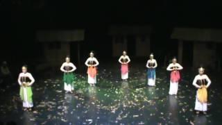 pentas tari kolosal teater lugu putri pinang gading part 1