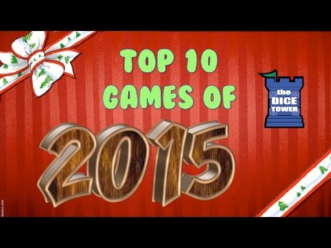 Top 10 Games of 2015
