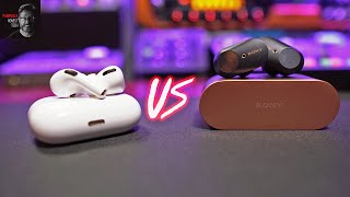 AirPods Pro vs Sony WF1000xm3 | Which Buds Are Better?