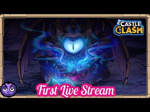 Castle Clash: My Account Hero Altar!