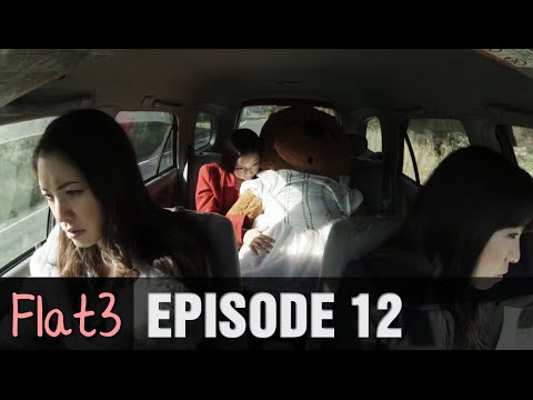 FLAT3 - EP12. ON THE ROAD | Comedy Web Series