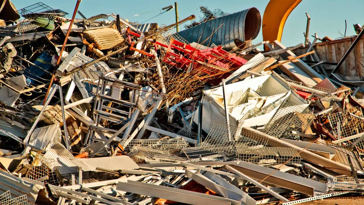 WA Metal Recycling - Scrap Metal Perth - YouTube
