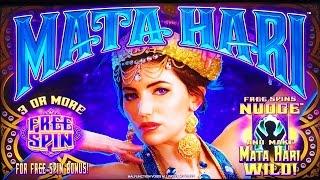 ++NEW Mata Hari slot machine, DBG