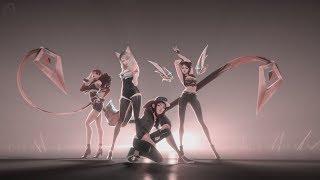 K/DA - POP/STARS ft Madison Beer, (G)I-DLE, Jaira Burns ( BAD BOY VERSION )