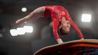 ЧМ 2018 (женщины) – Опорный прыжок / 2018 World Championships (women) – Vault
