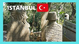 The Sultan Mahmud II Cemetery, Istanbul (Turkey)