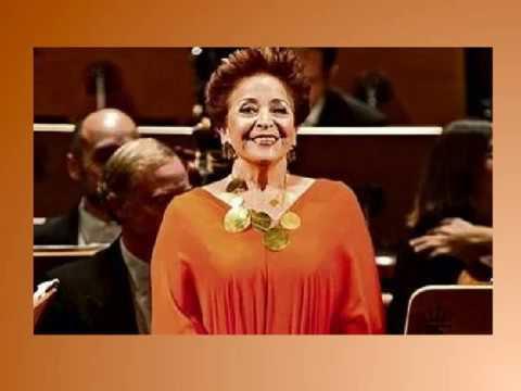 """Teresa Berganza """"La fiorata florentina"""" Pecados de vejez, Rossini  Live 1993"""