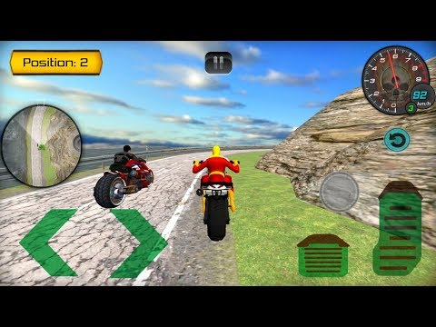 Super Moto Heroes Extreme Stunt Bike Racing 3D (by Great Games Studio) Android Gameplay [HD]