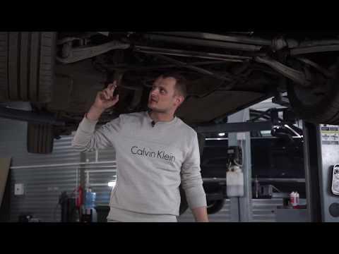 Audi A4 - эпопея с подвеской