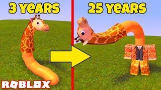 Roblox Giraffe Simulator...